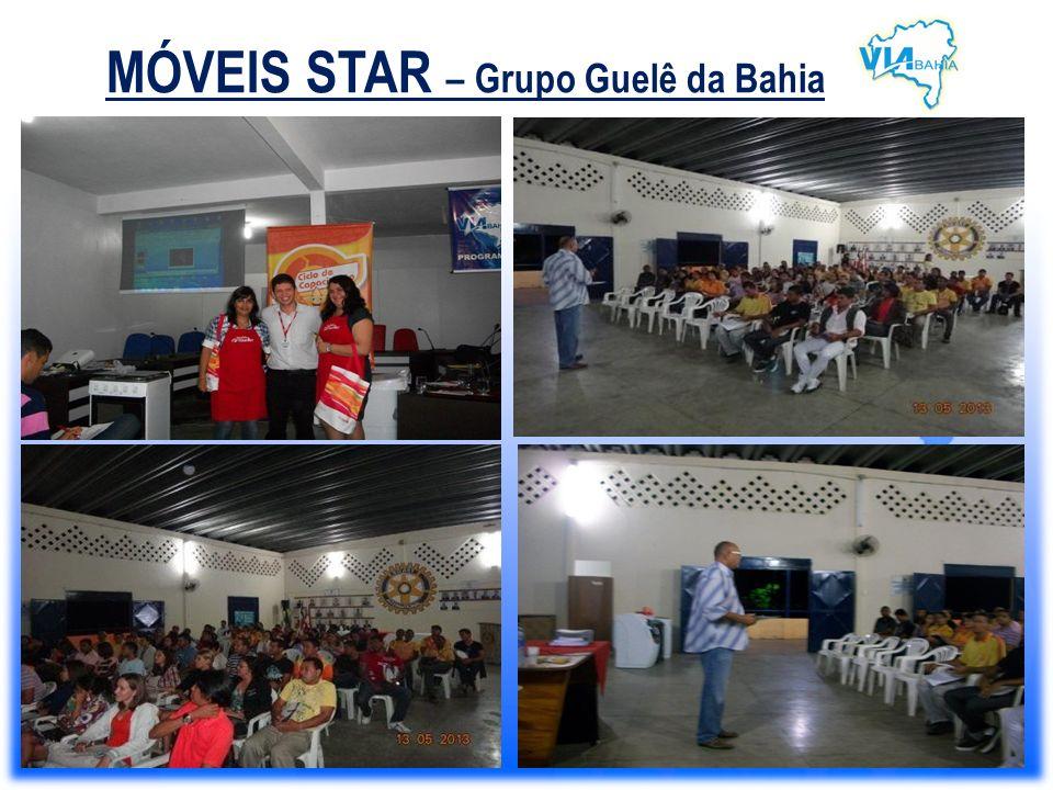MÓVEIS STAR – Grupo Guelê da Bahia
