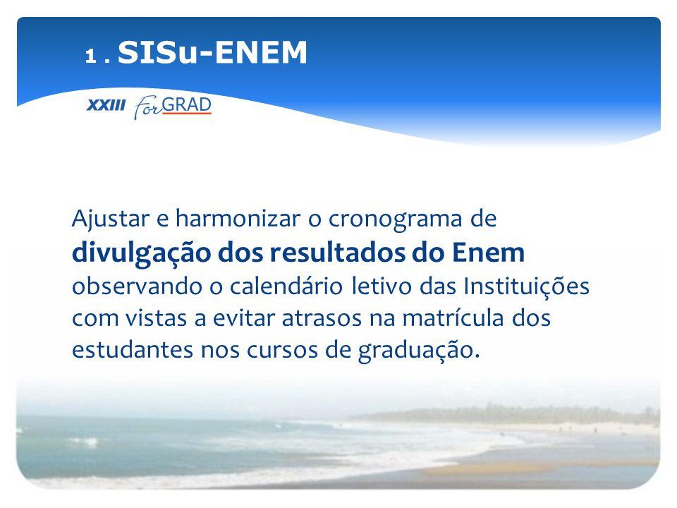 Garantir a segurança na elaboração, impressão, distribuição e, principalmente, na aplicação das provas e informar os novos procedimentos de segurança em todo o processo do ENEM.