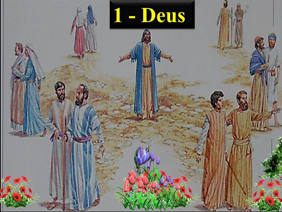 Deus não é solidão.É comunhão de três pessoas divinas.