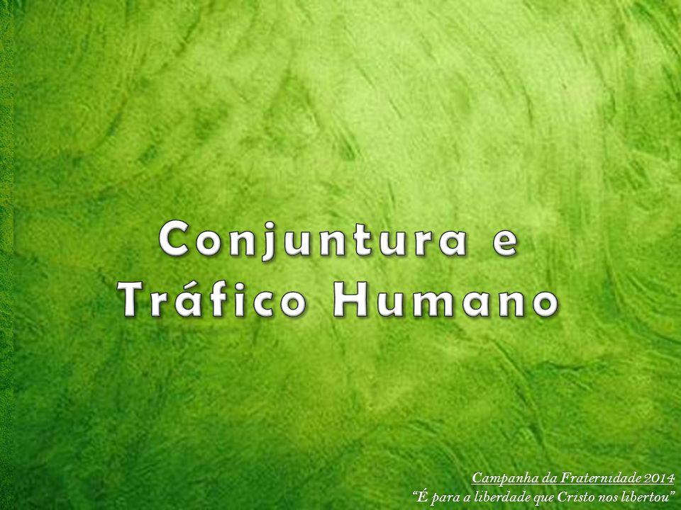 Iniciativas: Campanha de Olho aberto para não virar escravo – 1997; Ações do Setor da Mobilidade Humana – Pastoral do Migrante; Rede Internacional da vida consagrada contra o Tráfico de Pessoas – Thalita Kun; Rede Um Grito pela Vida;