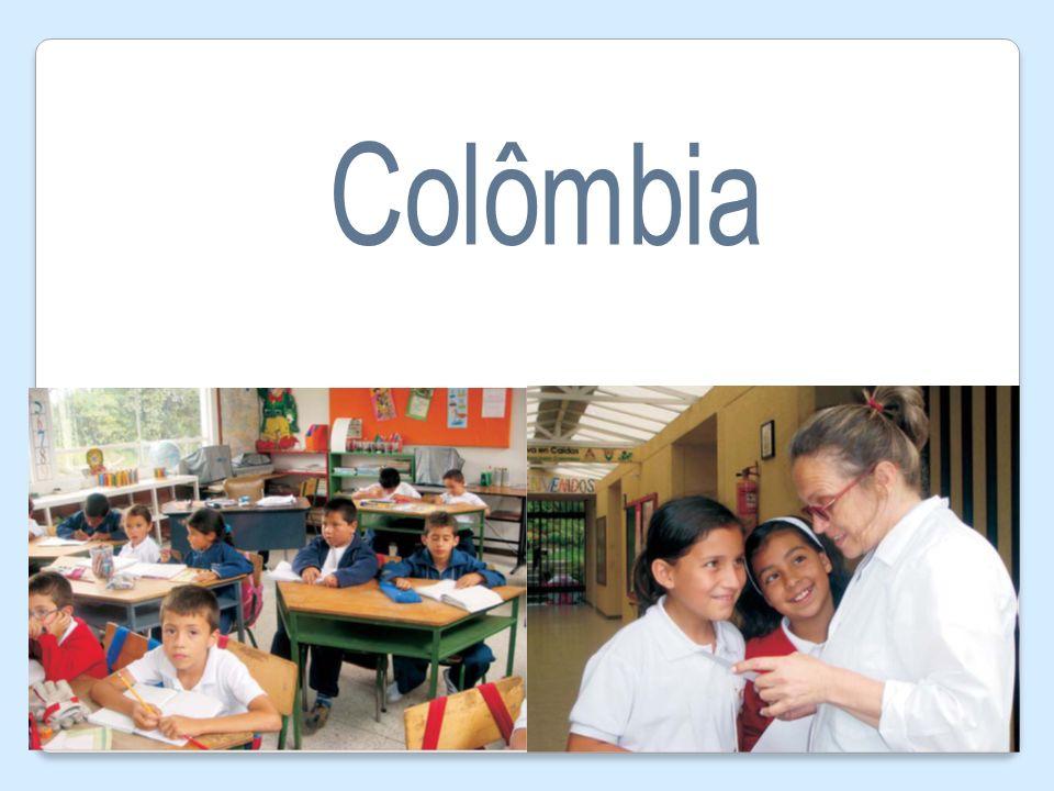 Uma Experiência Bem Sucedida na Colômbia e Sem Recursos Contexto Político O desplaziamento já atingiu mais de 3 milhões de cidadãos colombianos.