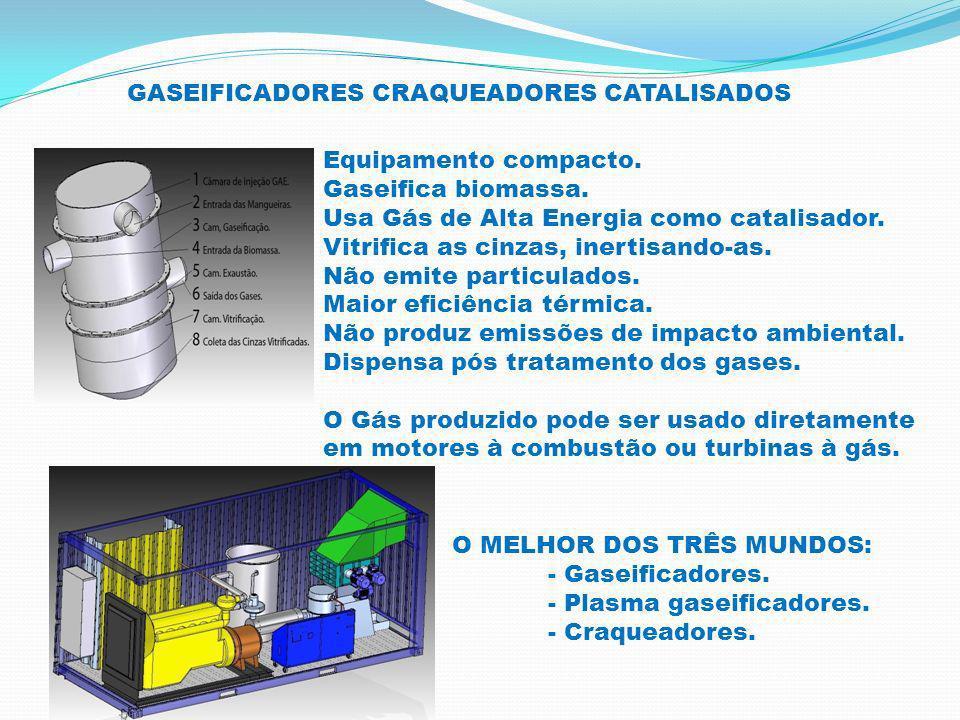 A INOVAÇÃO (mudança de paradigma) : FAZER CRAQUEAMENTO AO INVÉS DE COMBUSTÃO ! O cracking, amplamente usado em refinarias, é uma reação endotérmica! N