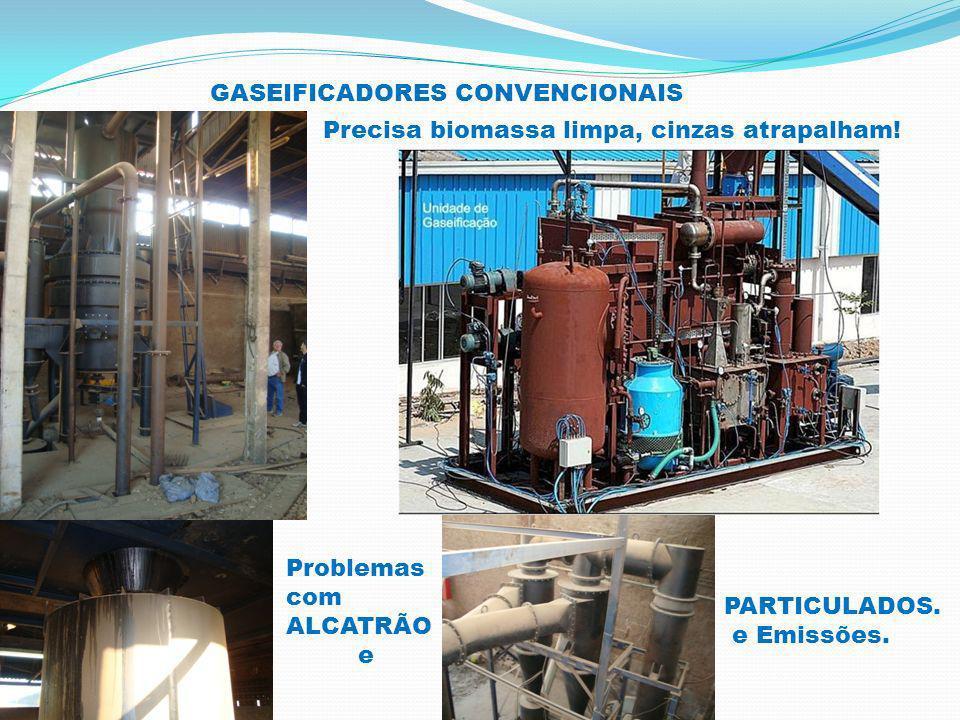 SISTEMAS DE CONVERSÃO DA BIOMASSA EM ENERGIA : TERMELÉTRICAS CONVENCIONAIS: CALDEIRA + CICLO SIMPLES, BAIXA PRESSÃO, CALDEIRA + CICLO COMBINADO, ALTA
