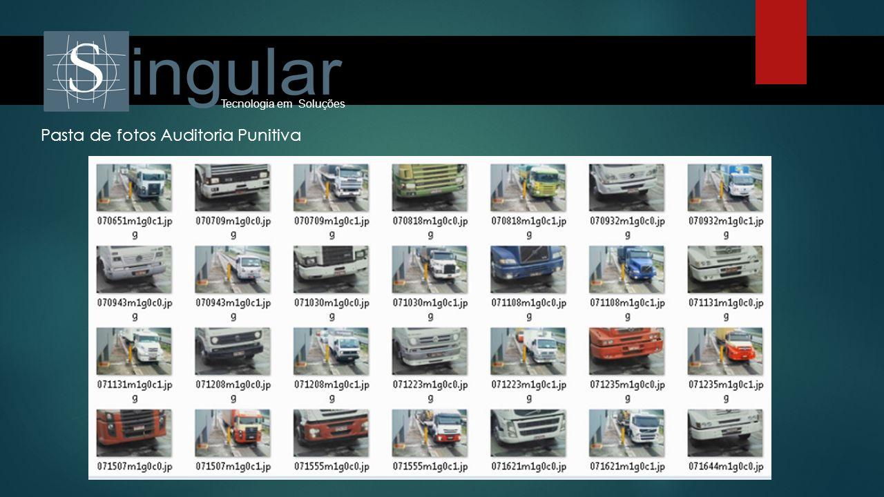 Tecnologia em Soluções Pasta de fotos Auditoria Punitiva
