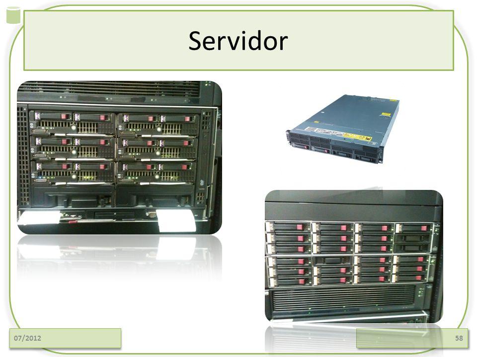Servidor 07/201258