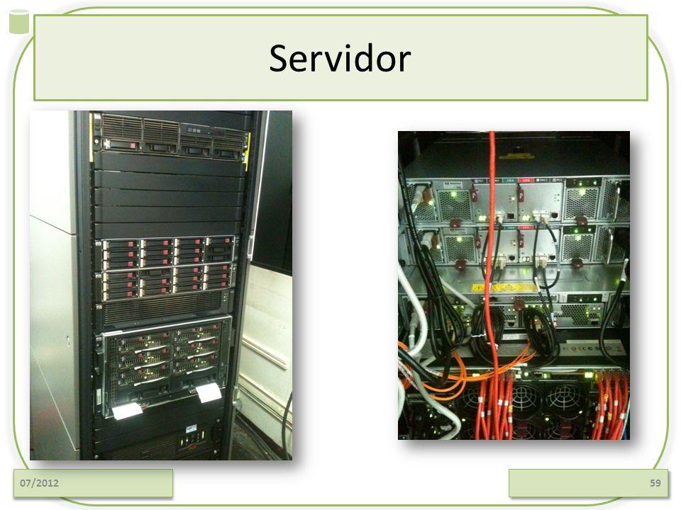 Servidor 07/201259