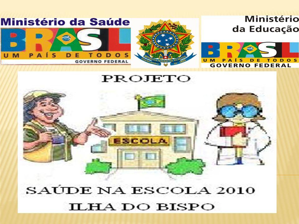 lançado em setembro de 2008, é resultado de uma parceria entre os ministérios da Saúde e da Educação que tem o objetivo de reforçar a prevenção à saúde dos alunos brasileiros e construir uma cultura de paz nas escolas.