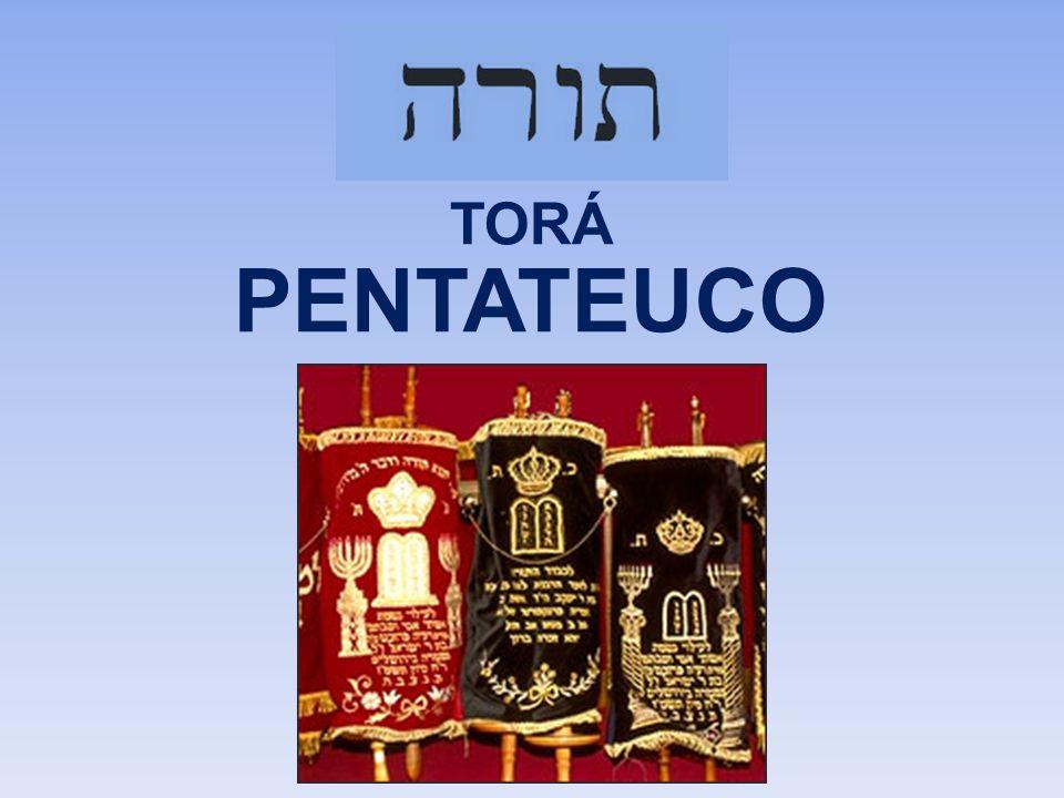 Comunidade Cristã Nova Vida PENTATEUCO Do grego os cinco rolos.