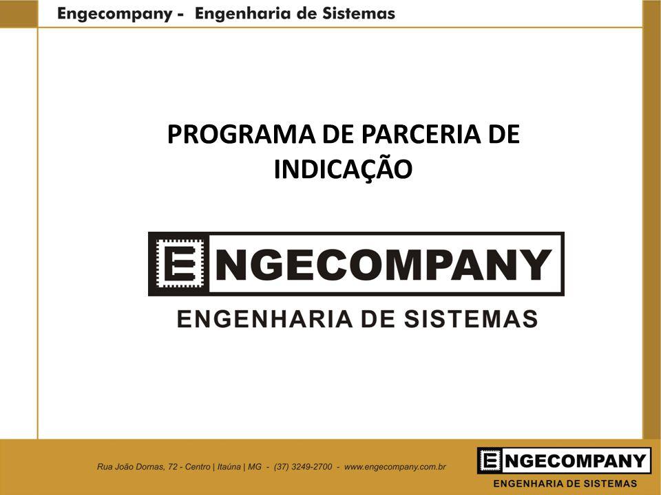 PROGRAMA DE PARCERIA DE INDICAÇÃO