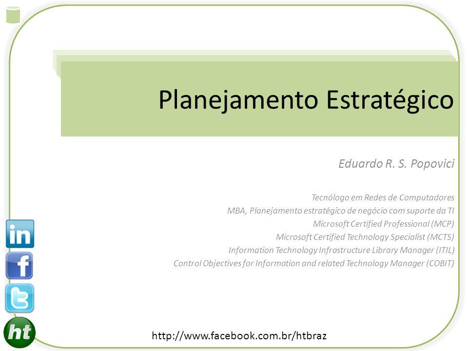 Planejamento Estratégico Eduardo R.S.