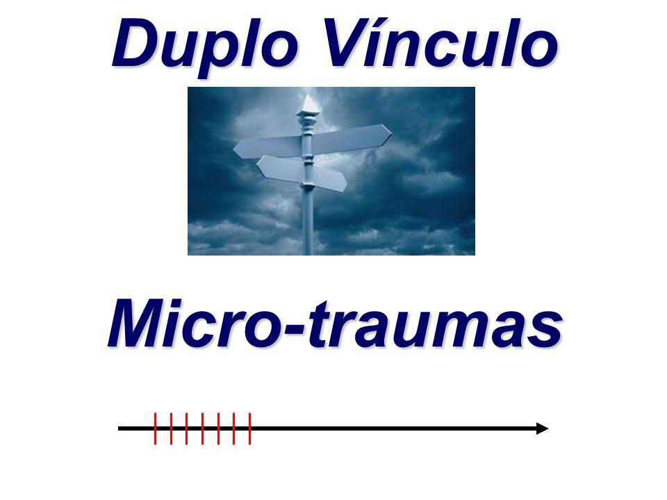 Duplo Vínculo Micro-traumas