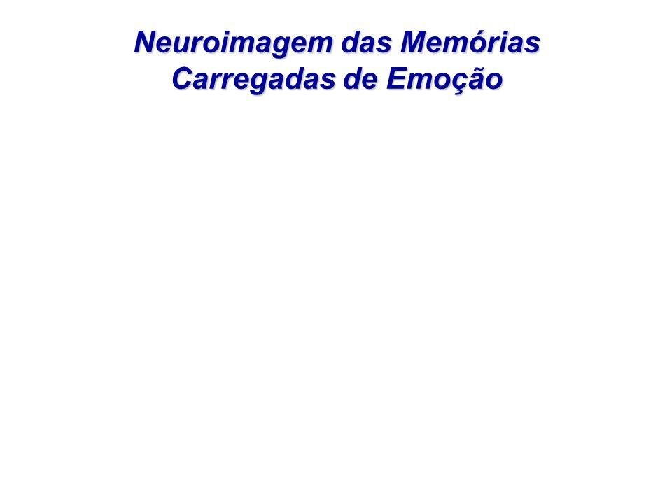 Neuroimagem das Memórias Carregadas de Emoção