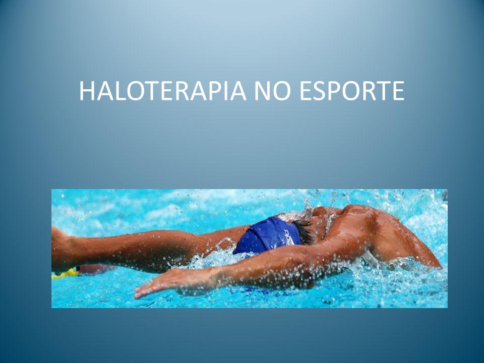HALOTERAPIA NO ESPORTE