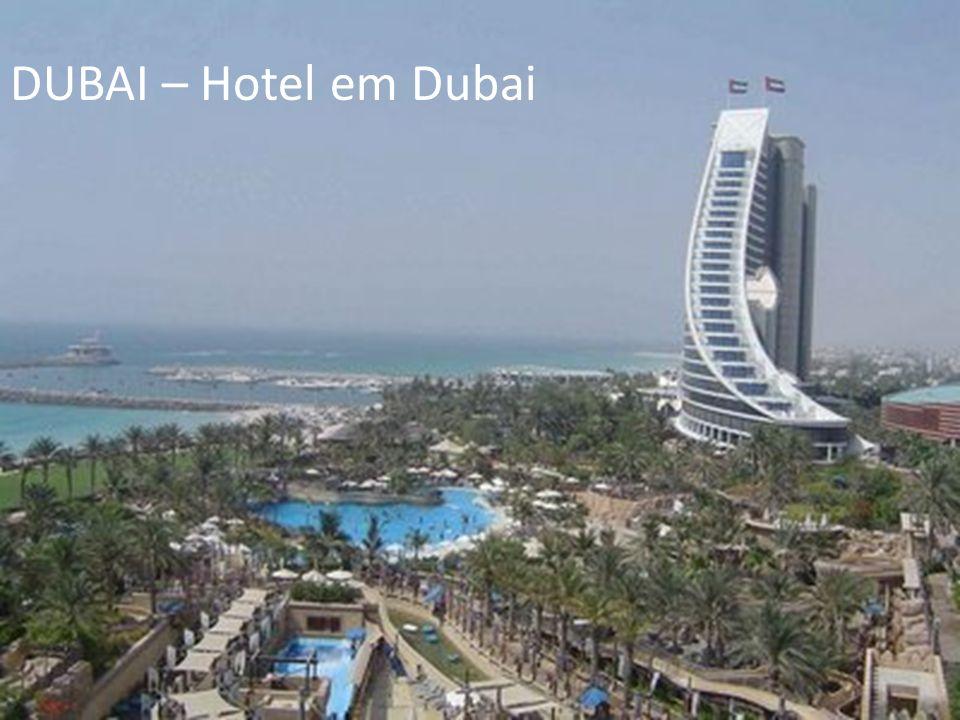 DUBAI – Hotel em Dubai