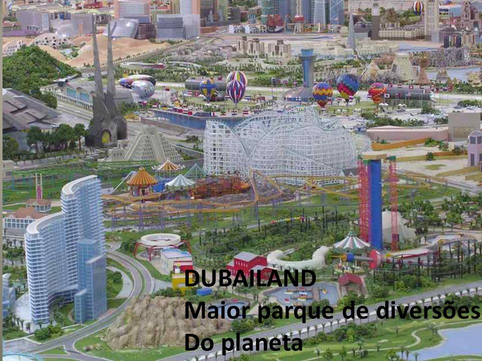 Maior parque de diversões Do planeta