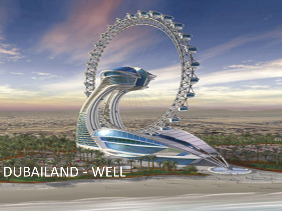 DUBAILAND - WELL