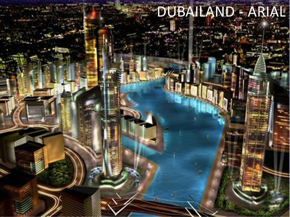 DUBAILAND - ARIAL