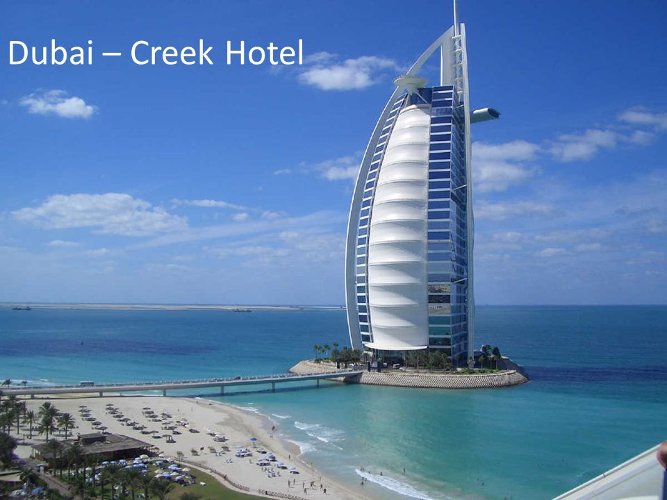 Dubai – Creek Hotel