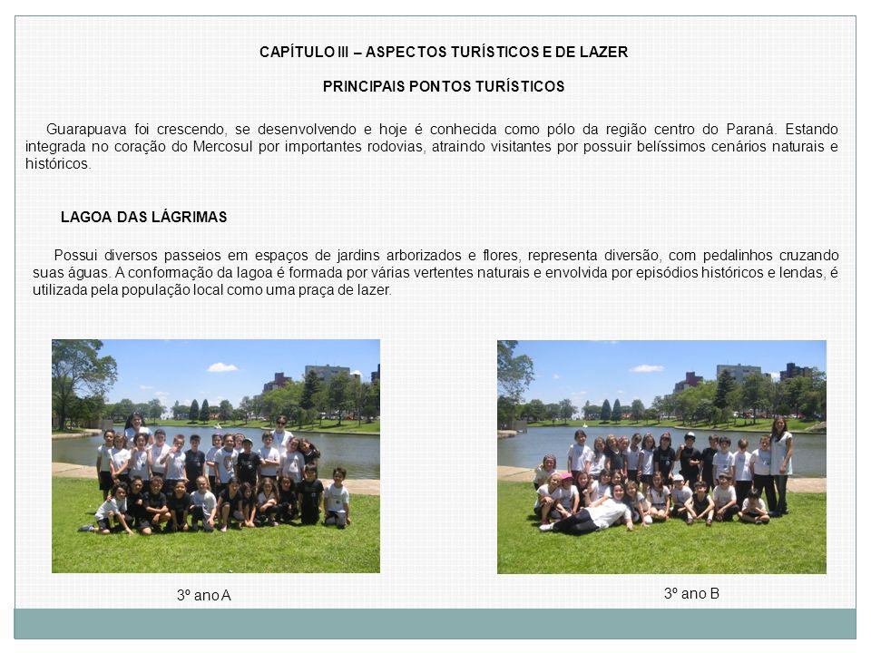 Guarapuava foi crescendo, se desenvolvendo e hoje é conhecida como pólo da região centro do Paraná. Estando integrada no coração do Mercosul por impor