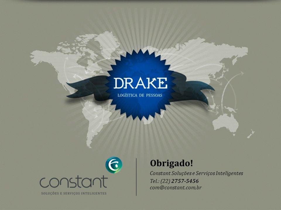 Obrigado! Constant Soluções e Serviços Inteligentes Tel.: (22) 2757-5456 com@constant.com.br