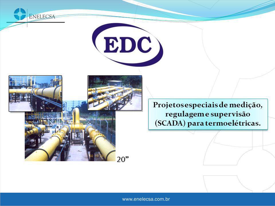 Fabricação de válvulas reguladoras, bloqueio, alívio e solenoides para industria de gás natural.