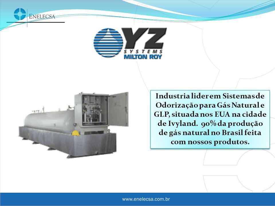 Projetos especiais de medição, regulagem e supervisão (SCADA) para termoelétricas.