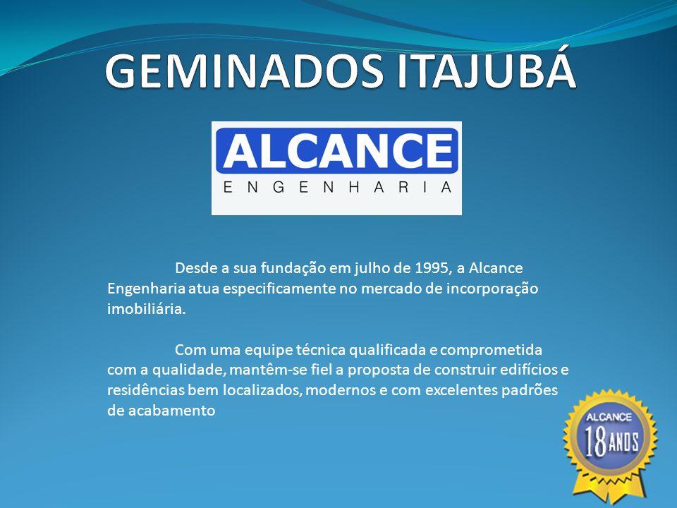Desde a sua fundação em julho de 1995, a Alcance Engenharia atua especificamente no mercado de incorporação imobiliária. Com uma equipe técnica qualif