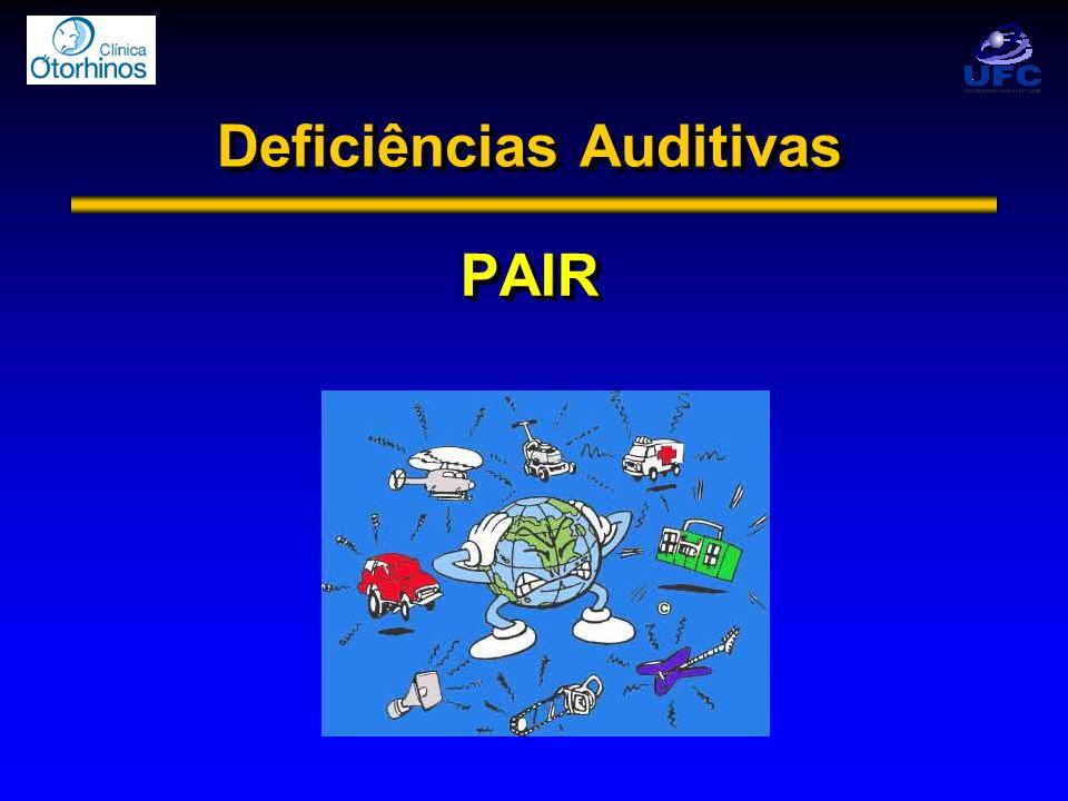 Deficiências Auditivas PAIRPAIR