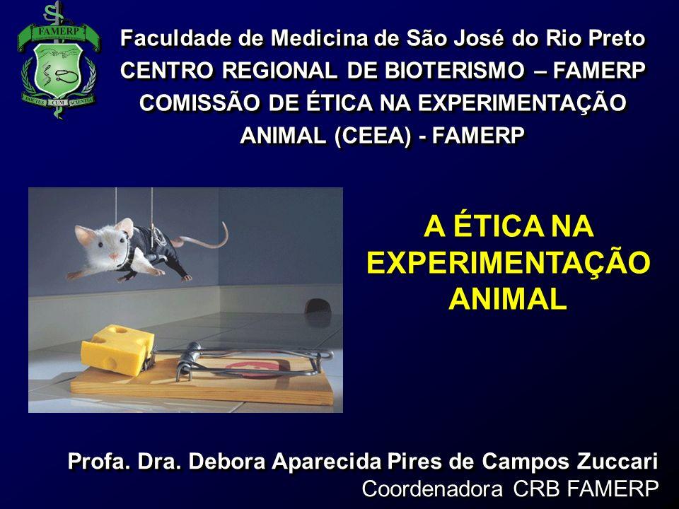 Como são criados animais para ensino e pesquisa e qual a importância disso para o pesquisador e/ou professor?