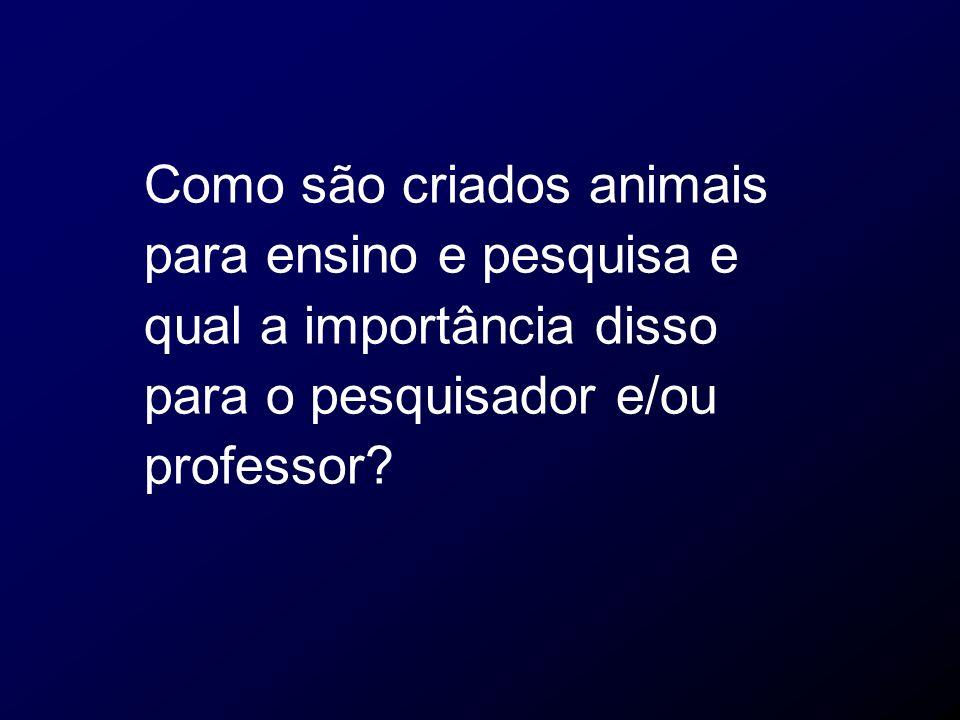 Animais Gnotobióticos (gnoto = conhecer; biota = vida) Manutenção dos animais Isoladores Manutenção dos animais Isoladores CLASSIFICAÇÃO SANITÁRIA DOS ANIMAIS DE LABORATÓRIO