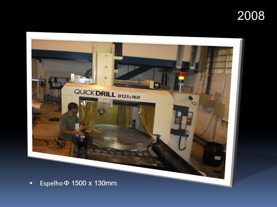 Espelho Φ 1500 x 130mm 2008