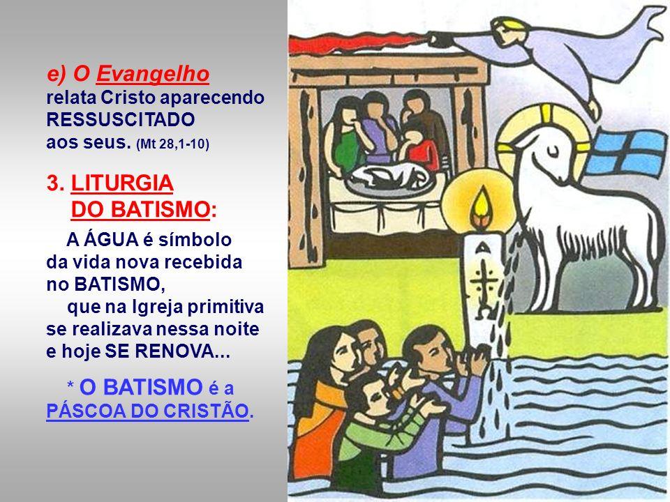 c) Os PROFETAS acentuam a eterna misericórdia de Deus, que renova sempre a ALIANÇA, e impelem a viver na FIDELIDADE: