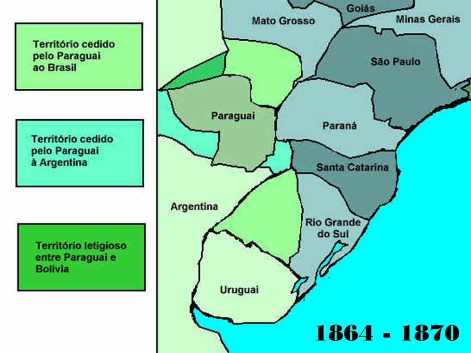 1864 - 1870