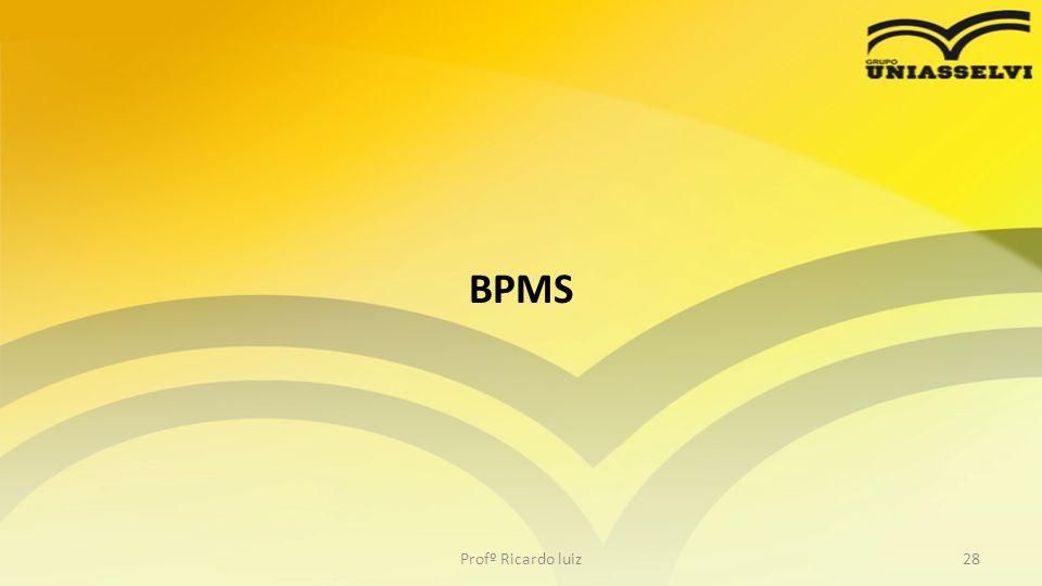 BPMS Profº Ricardo luiz28