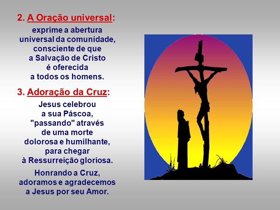 1. A Liturgia da Palavra nos apresenta uma síntese da vida e da ação de Jesus: - Ele é o Servo que carrega os pecados da humanidade (1ª Leitura) - O R