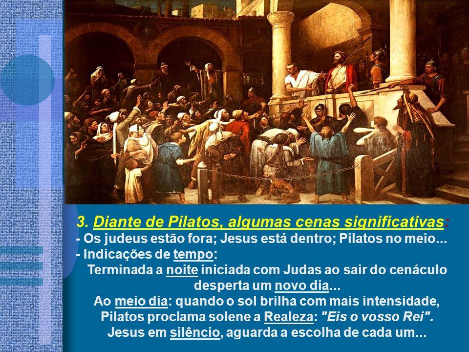 2. O velho Anás encaminha o processo de Jesus. Ele controlava toda a atividade no templo. Personifica quem ama as trevas e não suporta a