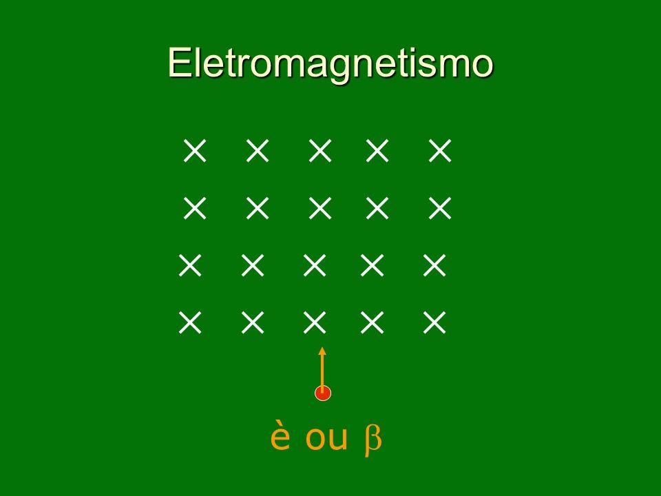 Eletromagnetismo è ou