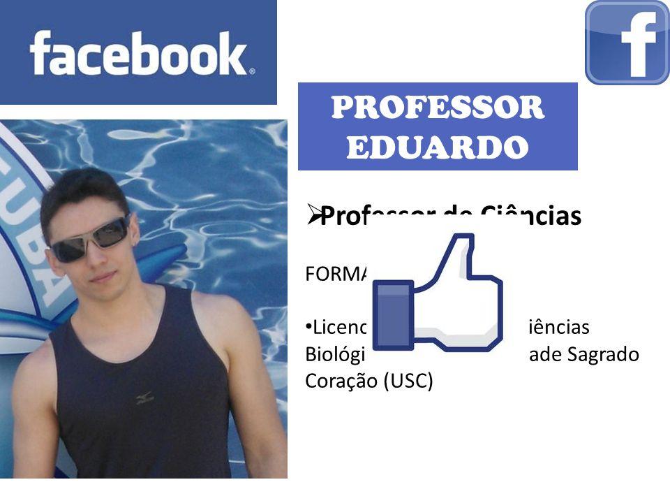 PROFESSORA TEKA Professora de Português FORMAÇÃO: Licenciatura Plena em Letras – Língua Portuguesa e Literatura- pela Universidade Sagrado Coração (USC)