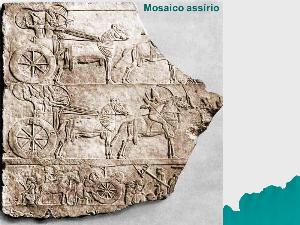 Mosaico assírio