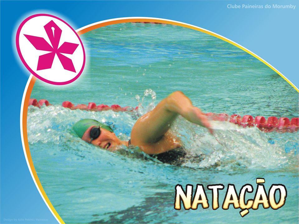 A Natação no Paineiras Como modalidade olímpica, a natação é um dos esportes mais competitivos e com grande apelo popular.