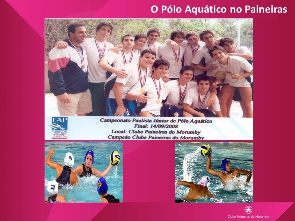 Visibilidade – Pólo Aquático Valor integral do projeto aprovado: R$ 255.365,06