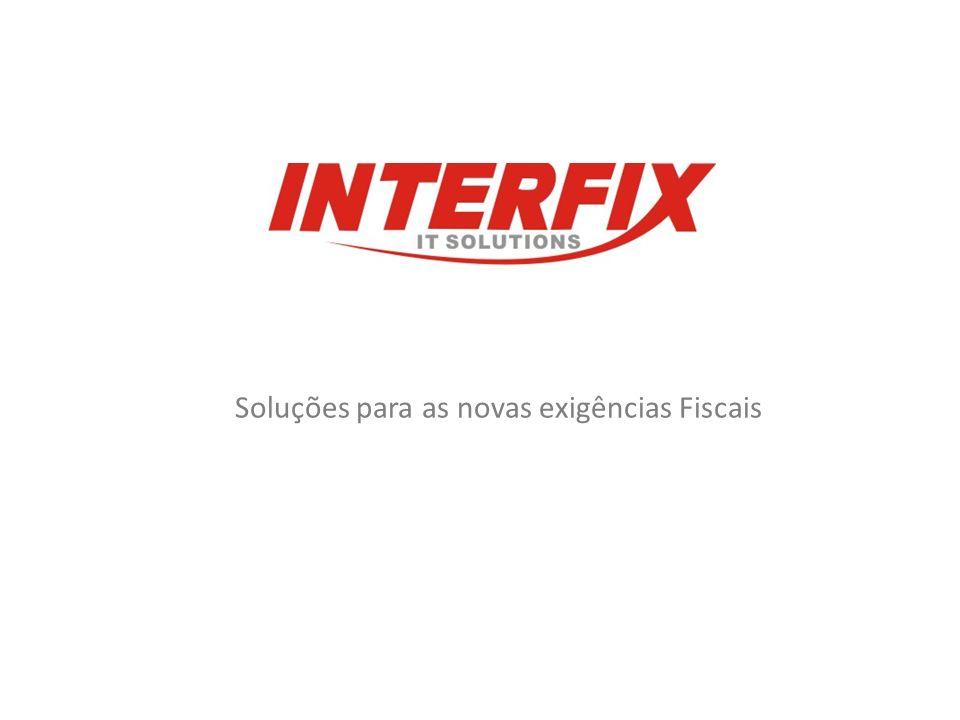 Empresa A Interfix é uma empresa que está há 15 anos no mercado.