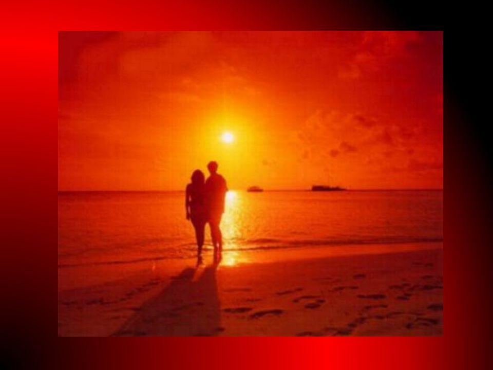 ... Saber-se amado é uma coisa, sentir-se amado é outra, uma diferença de quilômetros.