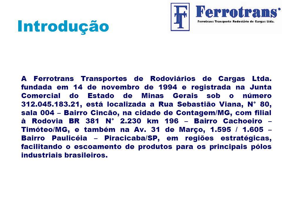 A Ferrotrans Transportes de Rodoviários de Cargas Ltda.