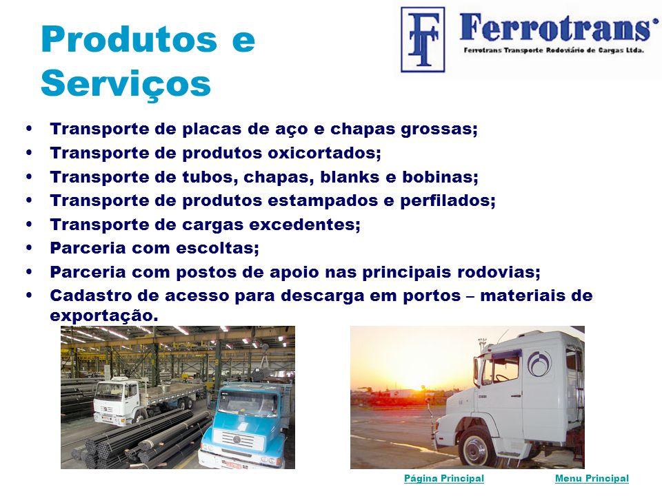 A Ferrotrans, uma empresa especializada no segmento de transportes rodoviário de cargas em geral, atendendo a todo o território brasileiro, ao longo de uma jornada de trabalho que alcança mais de uma década, sempre superando as expectativas de seus clientes.