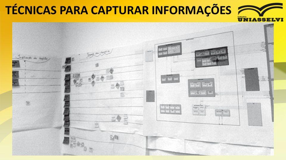 TÉCNICAS PARA CAPTURAR INFORMAÇÕES Profº Ricardo luiz26