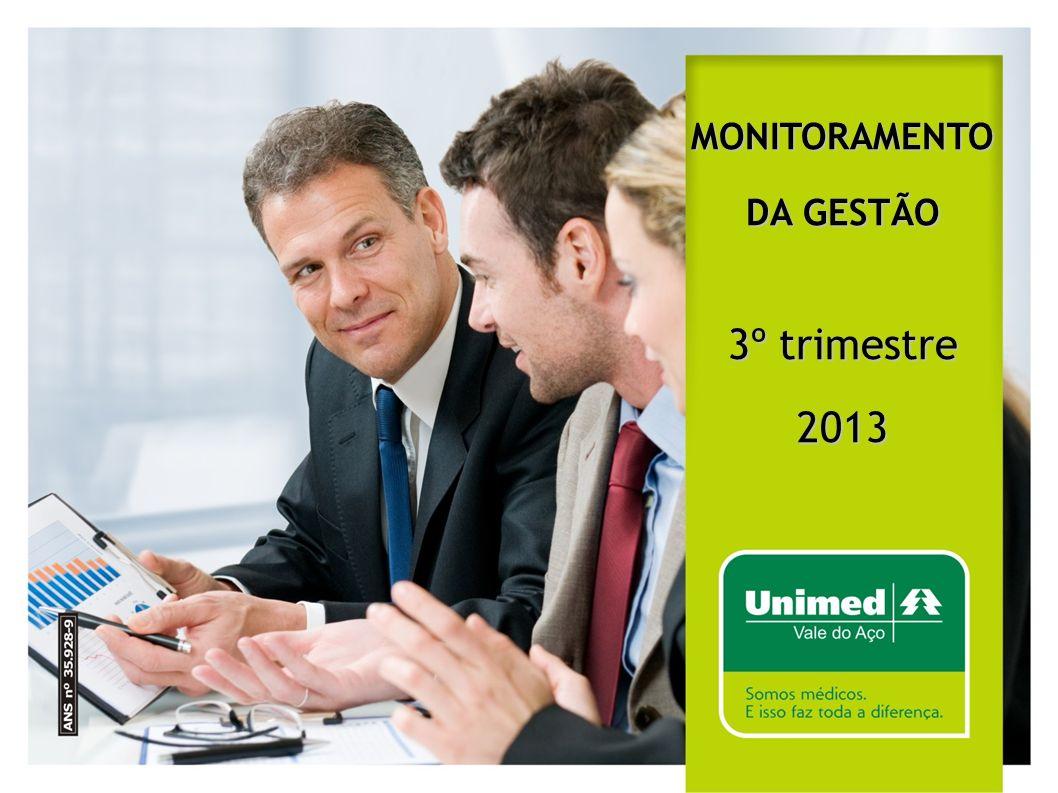 MONITORAMENTO DA GESTÃO 3º trimestre 2013