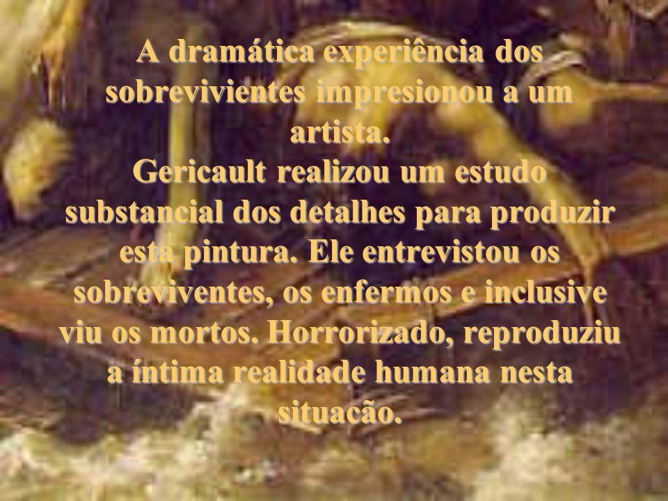 Nela, vemos as diferentes atitudes humanas que se manifestam nos momentos cruciais da vida.