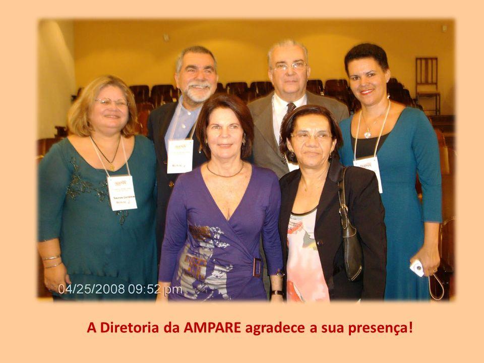 Créditos Formatação: Gabriela Capiberibe gabicapiberibe@hotmail.com Imagem: Site AMPARE www.ampare-pe.com.br Música: Cinema Paradiso - Ennio Morricone