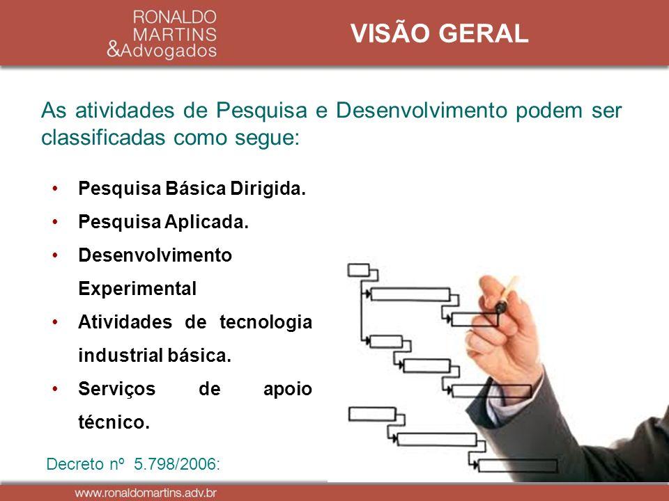 Avaliação técnica de projetos de Pesquisa, Desenvolvimento e Inovação Tecnológica.